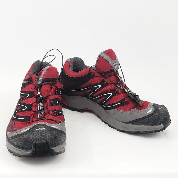 Salomon XA Comp 5 Red Black Gore Tex Trail Running